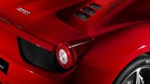 Ferrari 458 Spider first official photos