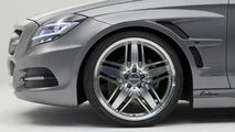Mercedes CLS C218 by Lorinser 25.07.2011