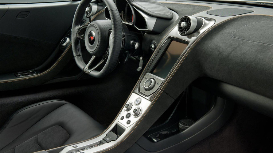 Chrome McLaren MP4-12C revealed at UK dealer launch [video]