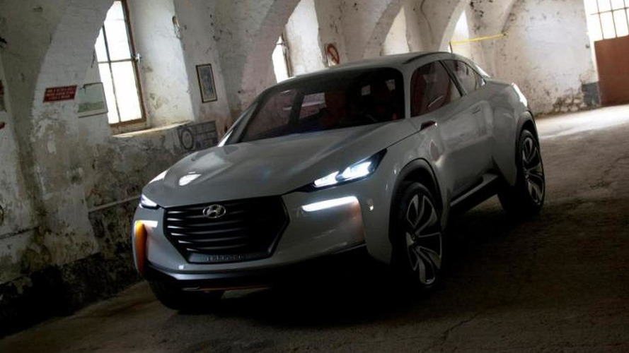 Hyundai Intrado concept unveiled with hydrogen fuel-cell powertrain