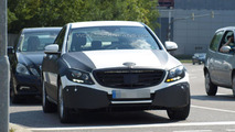 2014 / 2015 Mercedes C-Class spy photo 16.9.2013