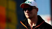 Korea endangers sports car race for Hulkenberg