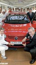 24 Millionth Volkswagen Golf