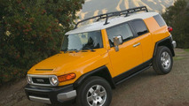 2007 Toyota FJ Cruiser In Detail