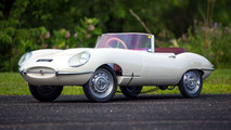 Jaguar E-Type Go Kart Replica