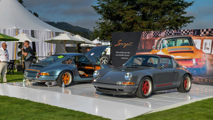 Singer Brings Two Beauties To Monterey