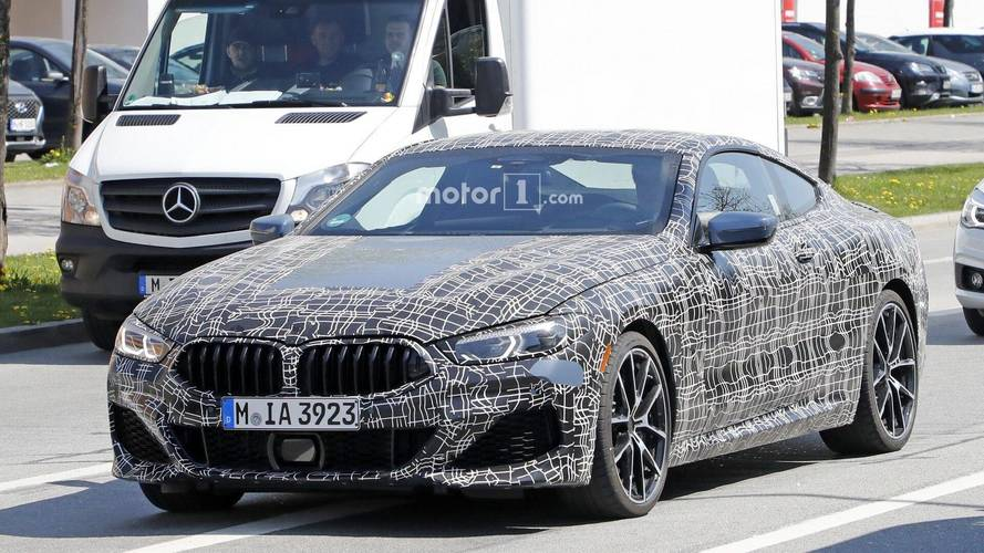 BMW reveals launch date for new 8 Series