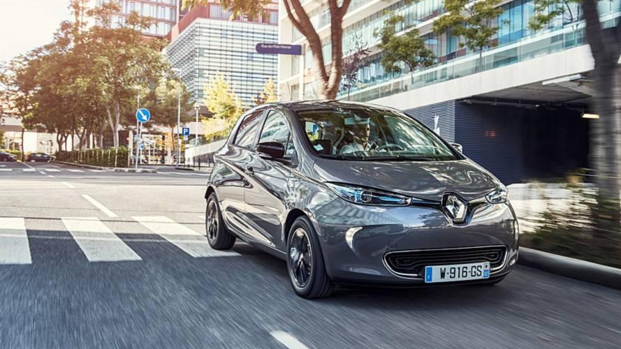 Renault Zoe MY2018
