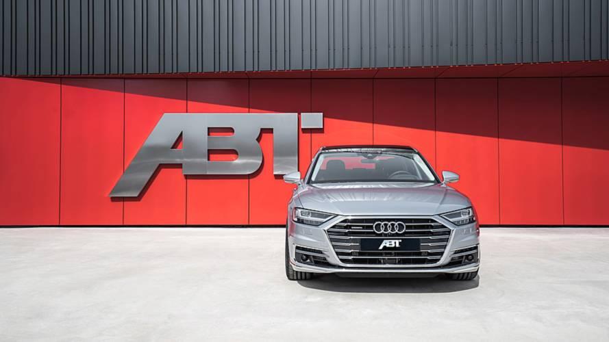 Audi A8 par ABT Sportsline