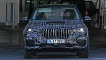 2019 BMW X5 Yeni Casus Fotoğrafları