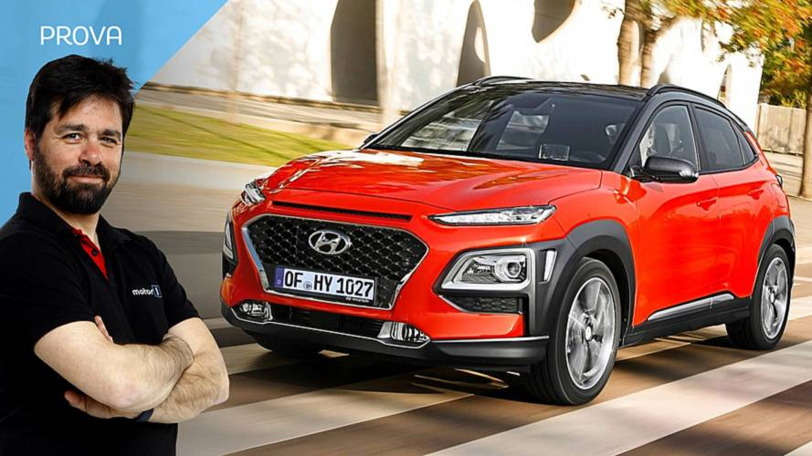 Hyundai Kona pronta all'esame del diesel