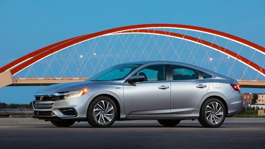 2019 Honda Insight: First Drive