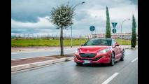 Peugeot RCZ, la prova di Matt