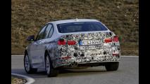 BMW Serie 3 plug-in hybrid prototipo
