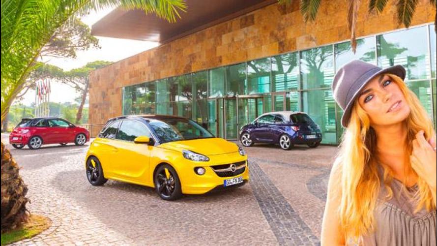 Opel Adam è l'auto che si è svalutata meno nell'ultimo anno