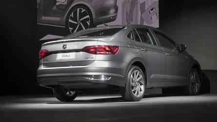 Novo Volkswagen Virtus 2018 é revelado oficialmente - Veja fotos