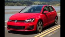VW Golf vai bem no temido