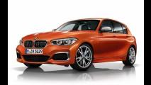 BMW revela primeiras imagens do M135i 2015