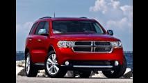 Dodge Durango sofrerá reestilização e ganhará câmbio de oito marchas nos EUA