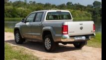 Volkswagen estuda possibilidade de vender picape Amarok no Canadá