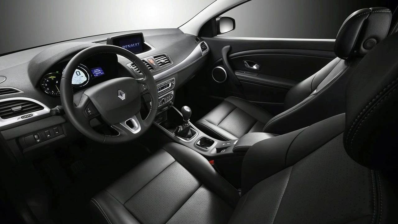 Production Renault Megane Coupe