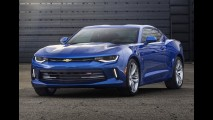 Novo Camaro 2016 2.0 Turbo custará US$ 26.695 nos EUA