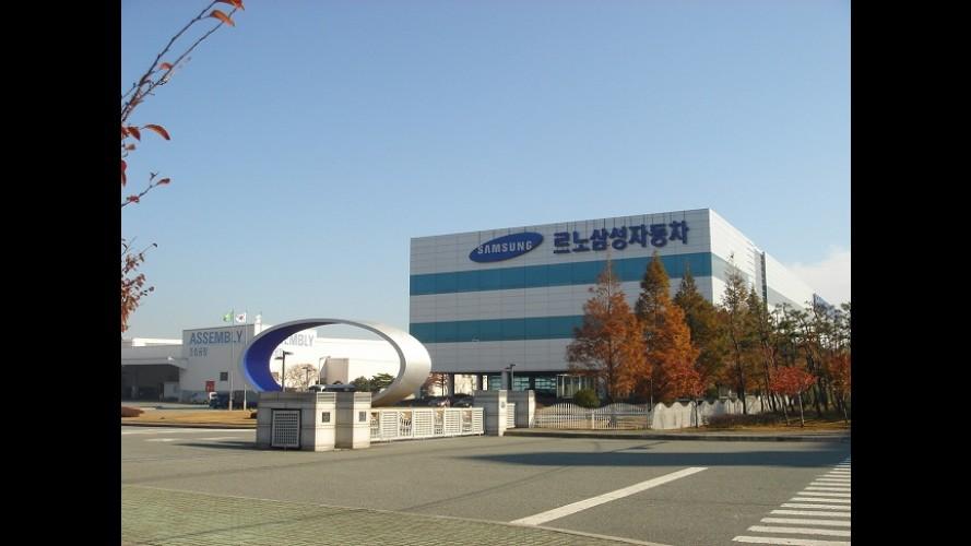 Renault-Samsung irá reduzir número de funcionários na Coreia do Sul