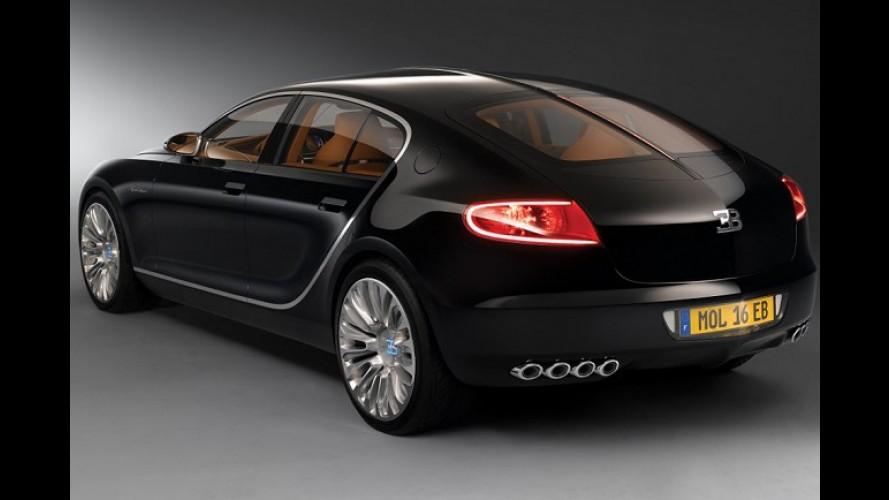 Bugatti 16C Galibier de produção será lançado no fim de 2012