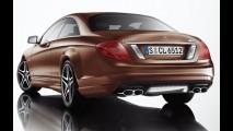 Imagens do novo Mercedes CL AMG vazam na internet