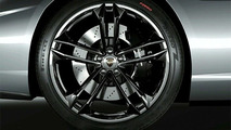 Lamborghini Estoque Concept Teaser No.2