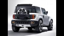 Land Rover diz que nova geração do Defender será de