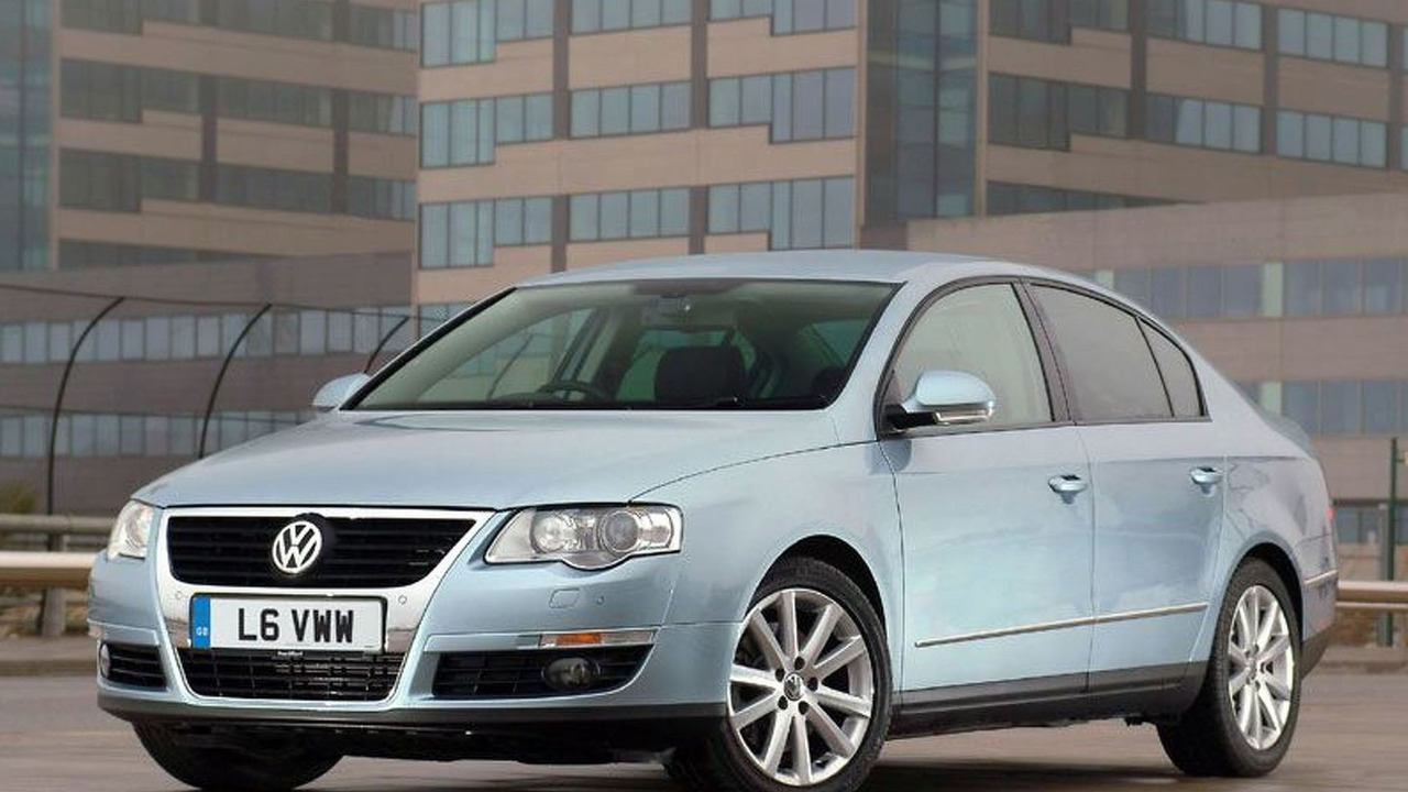 New VW Passat UK specification