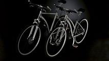 Mercedes-Benz Fitness Bikes