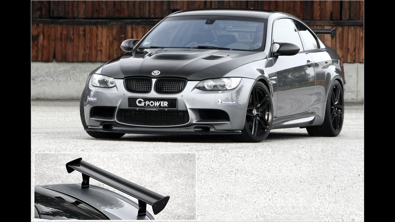 Ziemlich überflüssig: G-Power BMW M3