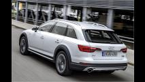 Unrasierter Audi A4 Avant
