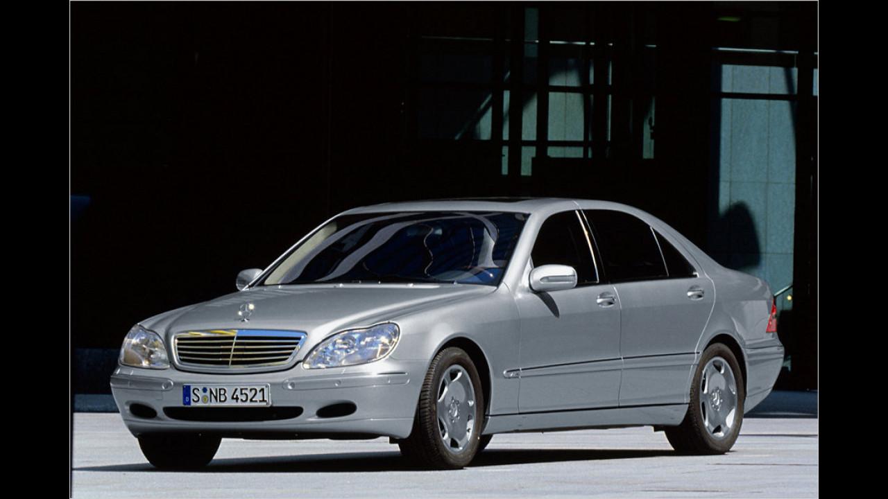 Mercedes S 600 lang (1998)