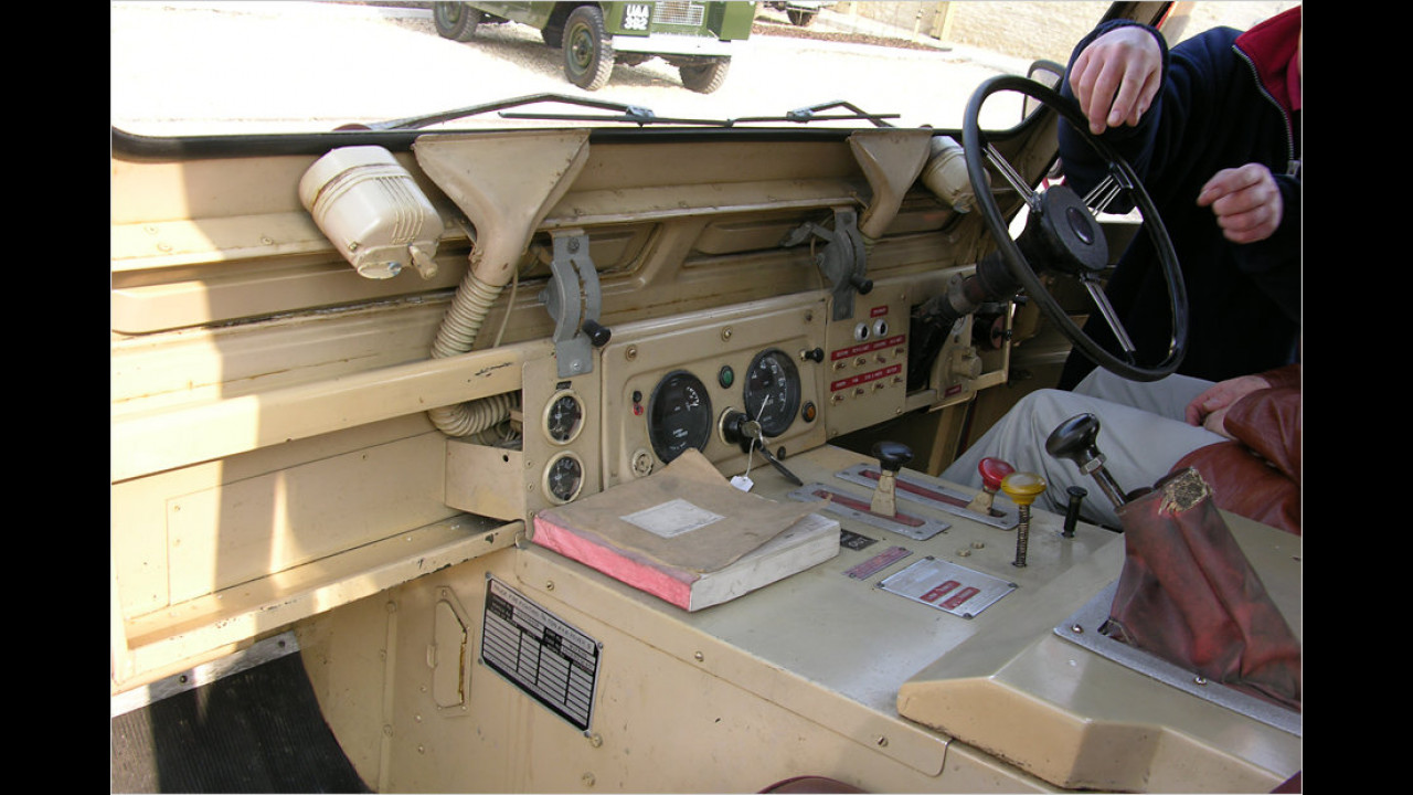 Land Rover 109'' IIA Forward Control Fire Engine