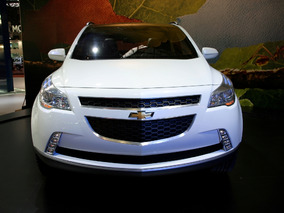Chevrolet GPiX Concept