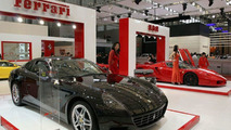 Ferrari at Auto Shanghai 2007