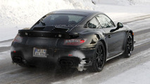 2013 Porsche 911 Turbo spy photo 09.2.2012