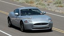 Jaguar XK-R Facelift Spy Photo