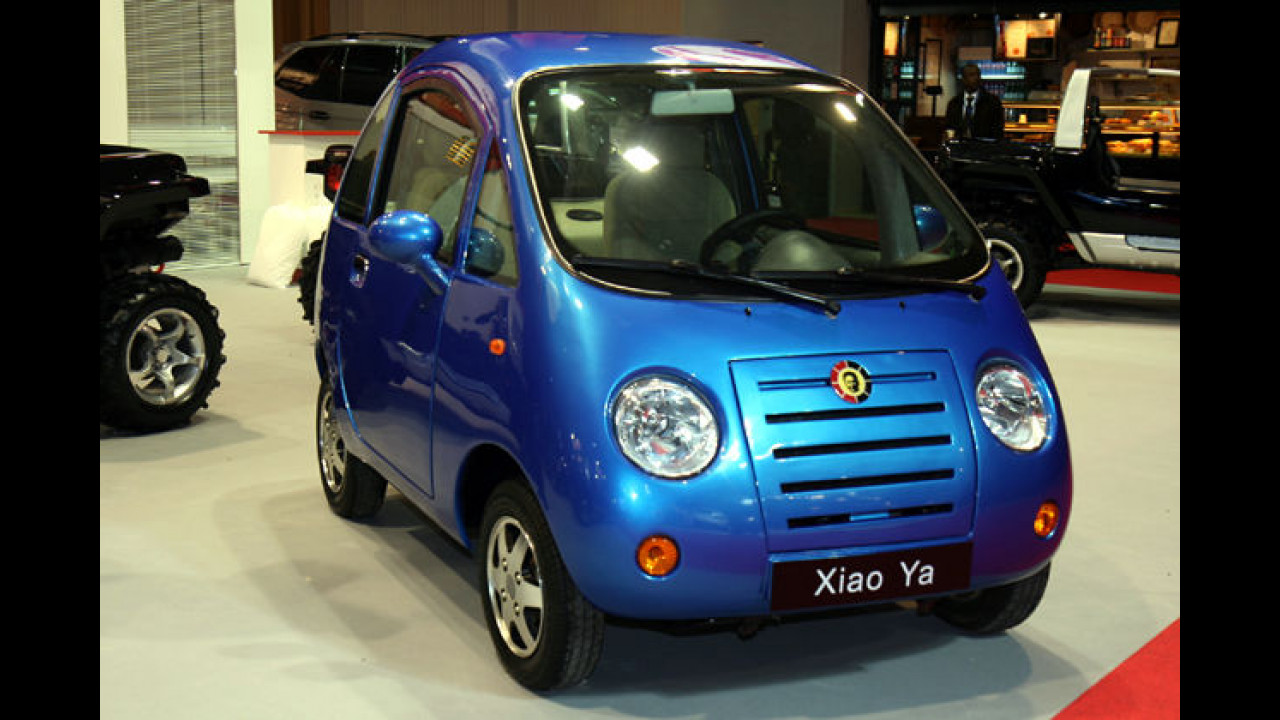 China Automobile Chika