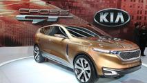 Kia Cross GT concept live in Chicago 07.02.2013