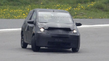 Next-gen Toyota Aygo spy photo 28.05.2013
