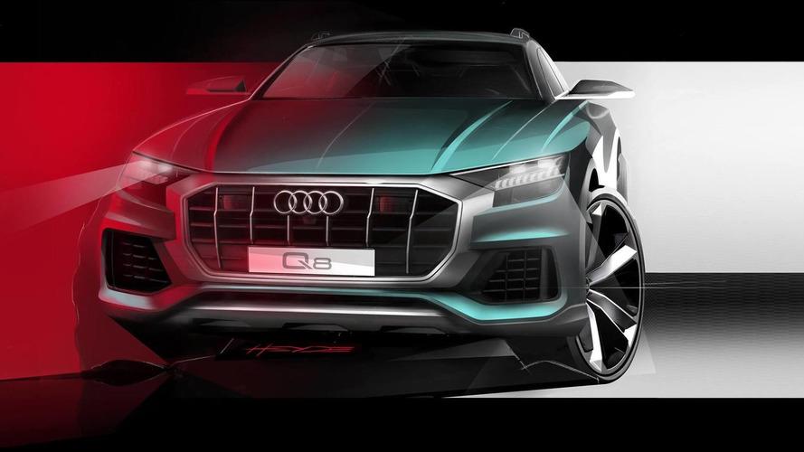 Audi Q8 2018: todo lo que sabemos de él (actualizado)
