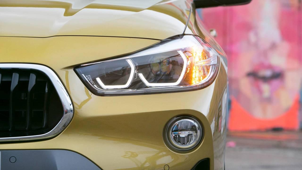 Teaser videoprueba BMW X2 2018