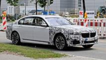 BMW Serie 7 2019, nuevas fotos espía