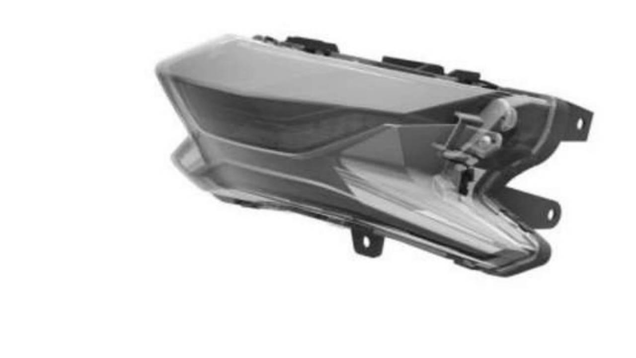 Honda PCX 2019 - INPI
