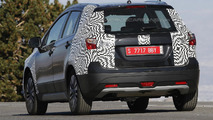 2016 Suzuki SX-4 Cross facelift spy photo