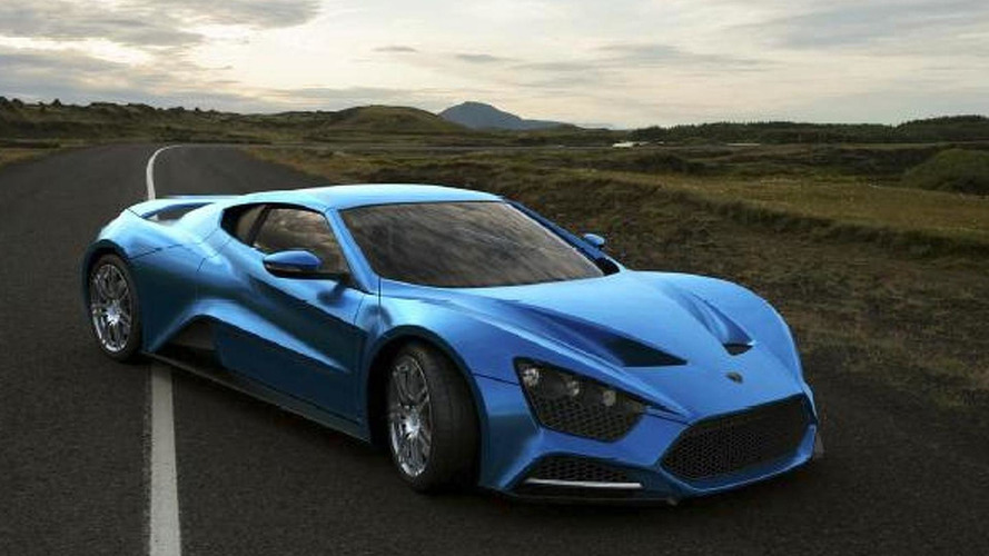Zenvo ST-1 50S announced